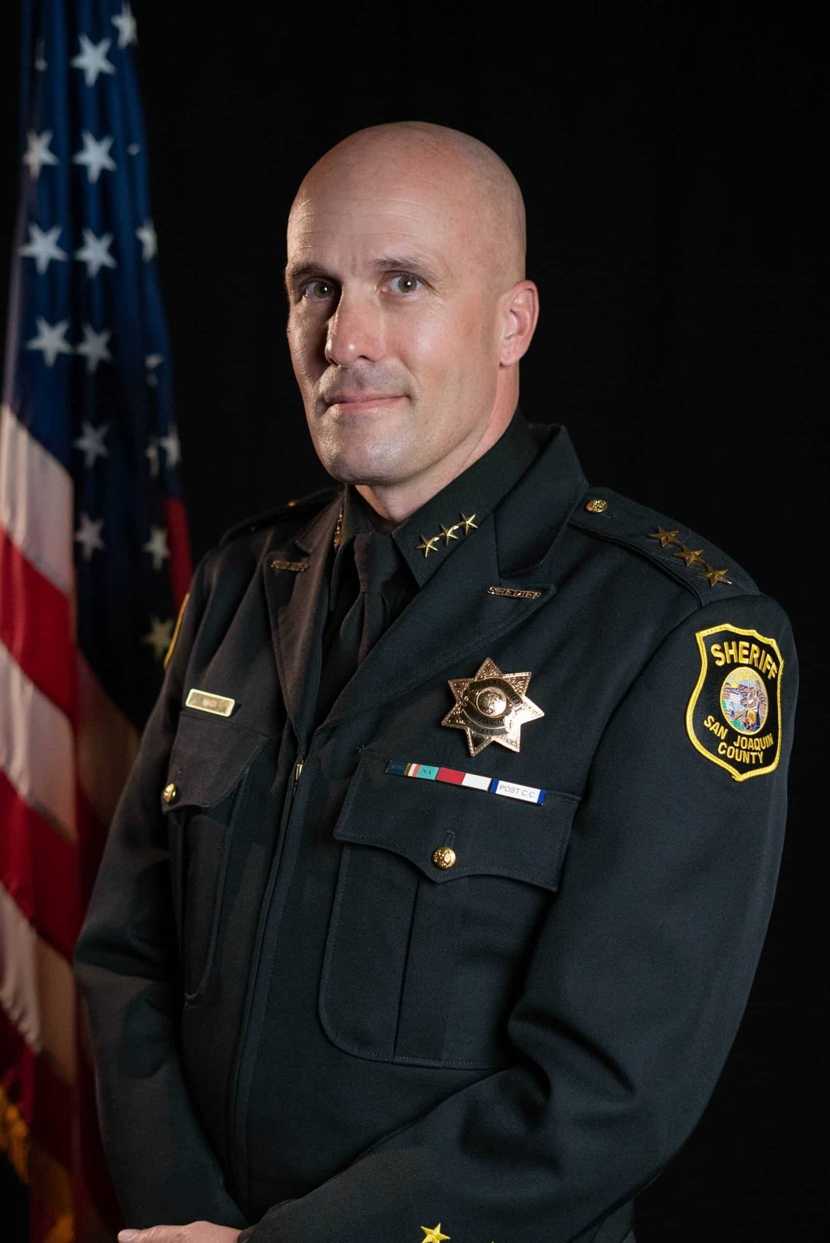 Undersheriff Matt Lenzi